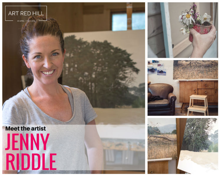 Meet the Artist – Jenny Riddle