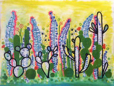 Amanda Laing CactusGarden